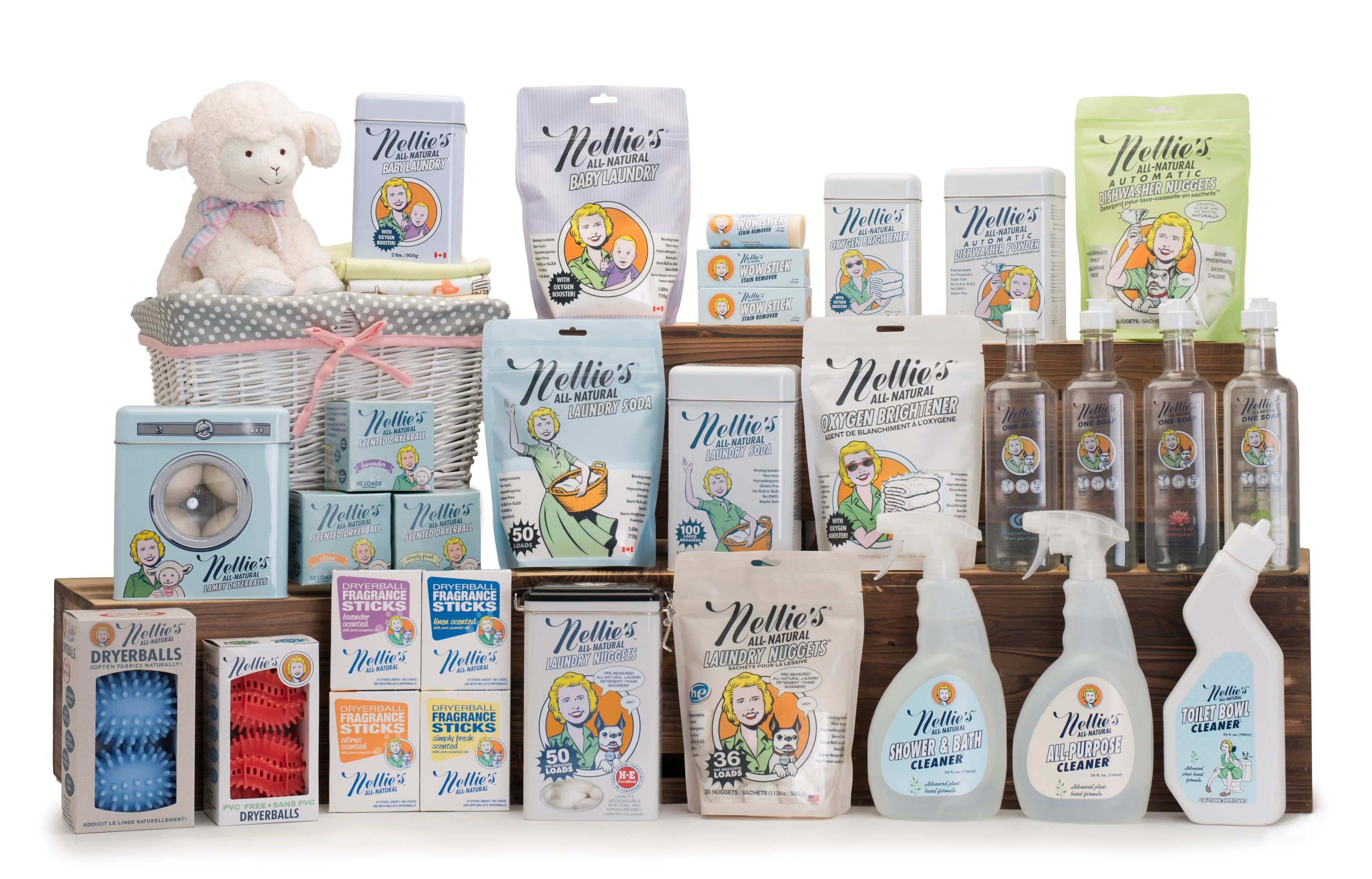Nellie's All-Natural Products