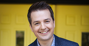 Todd Talbot of Love It or List It Vancouver